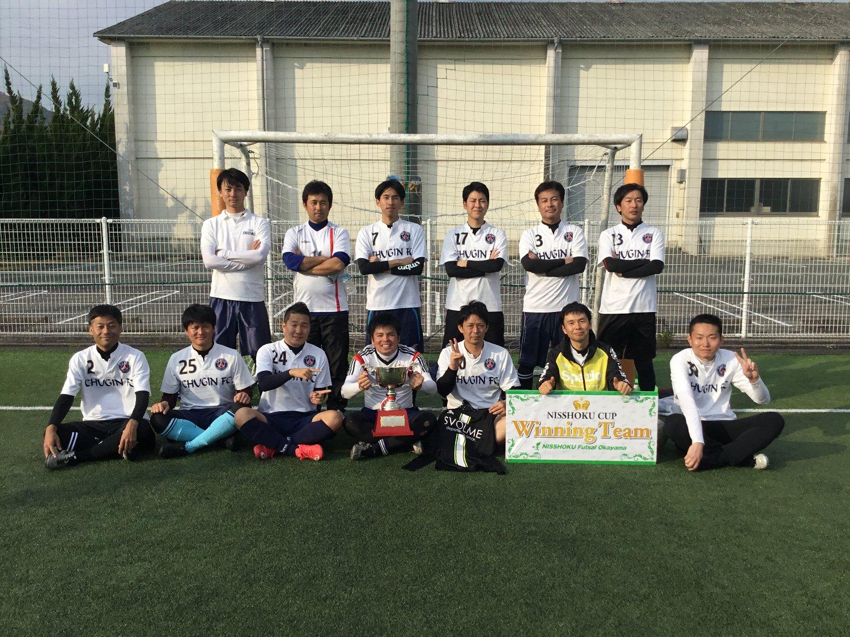 優勝 FC水島
