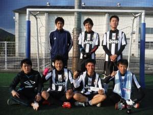 準優勝 FC GROUSE