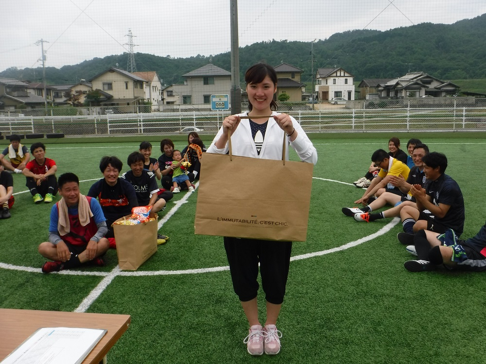 OHMOTO FCさん